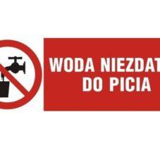 WAŻNY komunikat dla mieszkańców Wróblewa